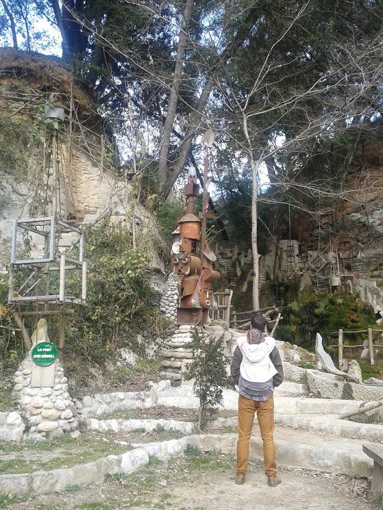 Font del Garrell